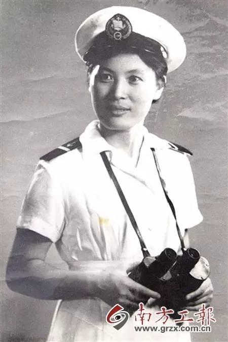 """新中国第一代女轮船驾驶员罗烈芳,勇闯女性禁区的""""浪里掌舵人"""""""