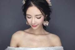 夏季唯美新娘造型,美美哒!图片