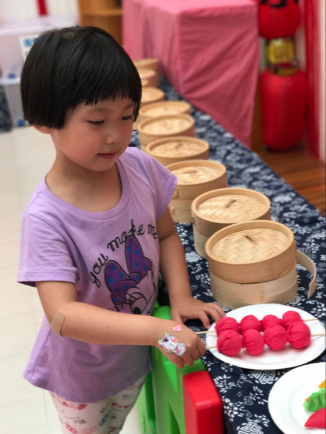 幼儿园闽南小吃手工制作作品