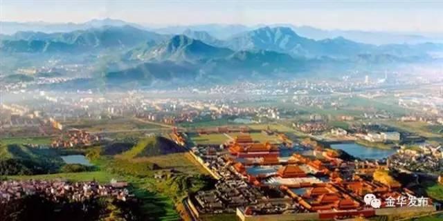 横店gdp_小商品之都金华的2019年GDP出炉,在浙江省内排名第几