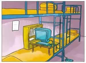 安全小知识 宿舍用电莫忽视