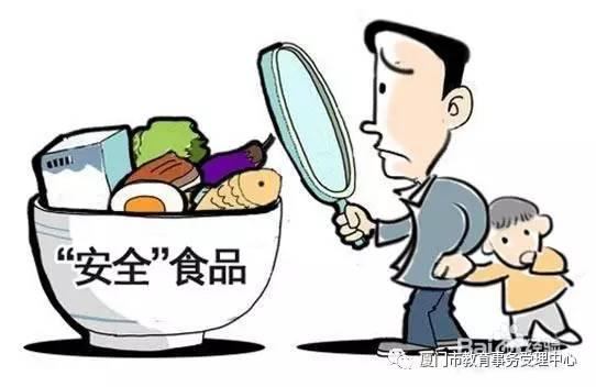 中小学生食品安全常识 二图片