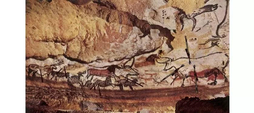 从岩壁到画纸人类经历了怎样的绘画历程