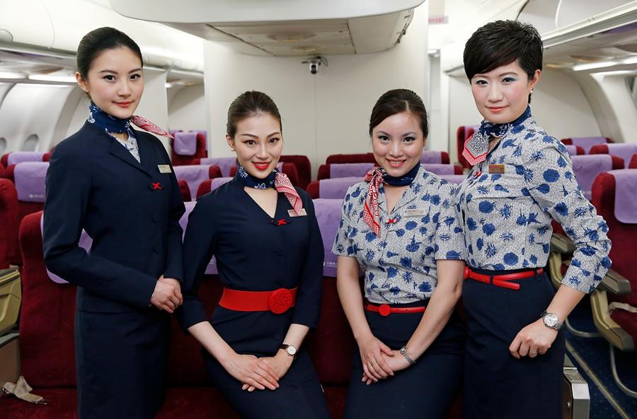 世界各国空姐大比拼,看看那国空姐更漂亮图片