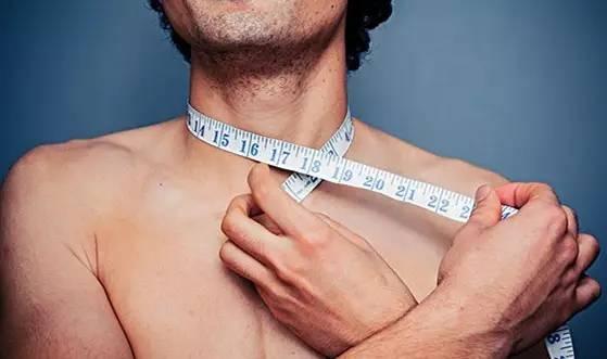 脖子粗的人心脏差 身体7个尺寸决定你的寿命