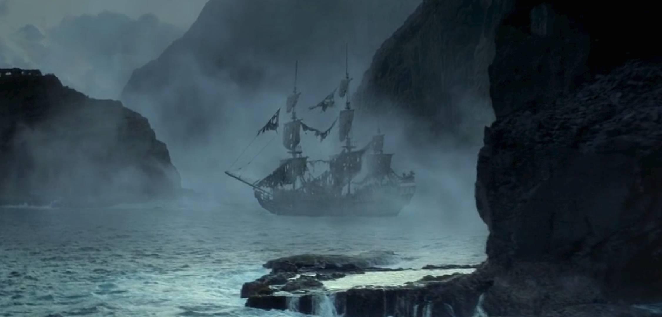 欧美浪老娘们图_加勒比海盗14年,杰克船长被他们从浪变娘