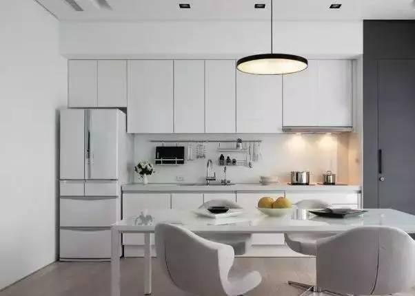 厨房,餐厅,客厅和阳台,冰箱到底放在哪里好?