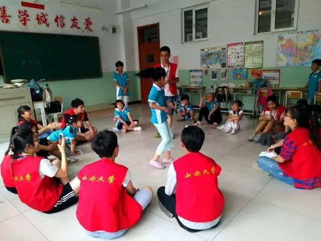 守护孩子们的梦——太原市聋人学校最后一次志愿活动