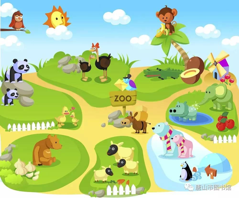 趣味英语之旅 | 第一期偶遇动物园里的小精灵,20名5-6