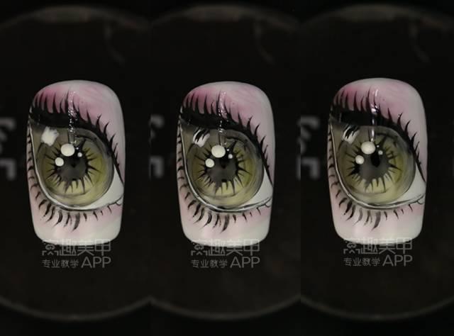 【你求窝教-第575期】个性猫眼手绘眼睛