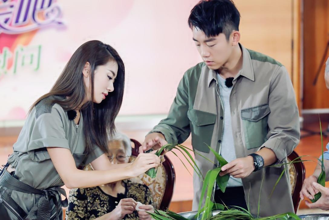 《相爱吧3》开播 郑恺与女友程晓玥讨教爱情秘诀