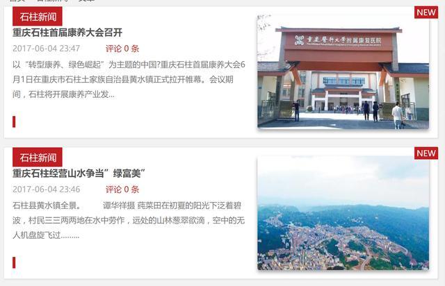重庆石柱传媒网 助力重庆石柱移动互联网事业的发展插图2