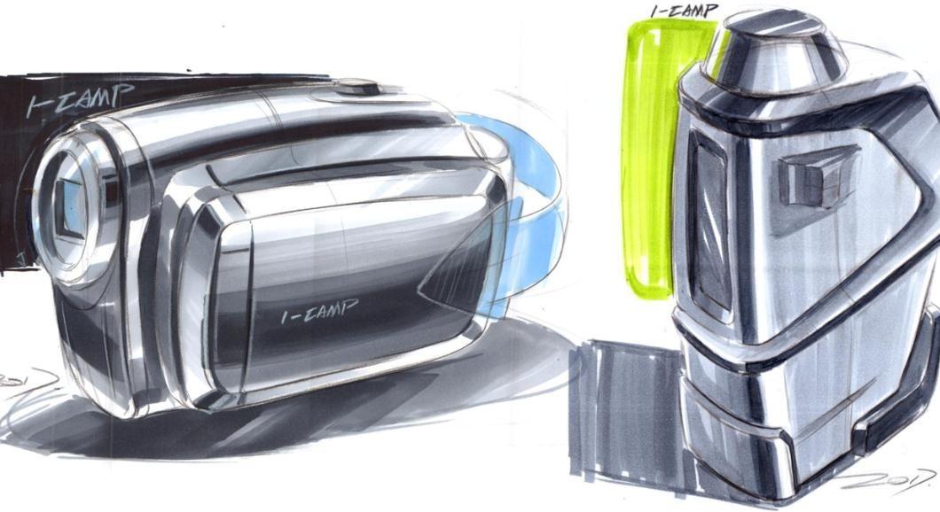 灰度马克笔对产品