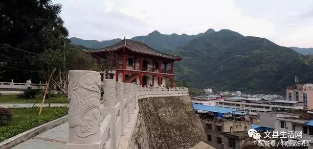 文县抗战的历史见证遗迹——碧口抗日楼