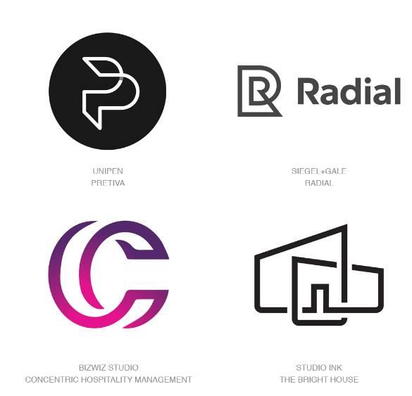 资讯logo_资讯| 2017logo设计趋势
