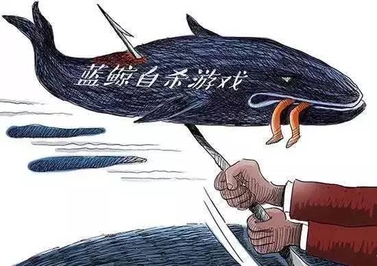 南宁家长警惕 蓝鲸死亡游戏 疑似流入广西,教育部门发预警