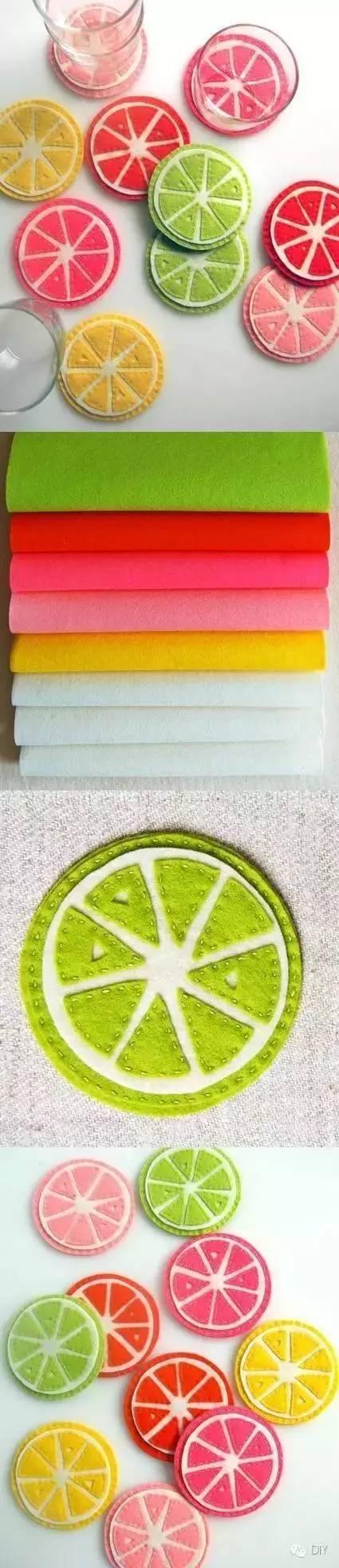 水果剪纸步骤图解法