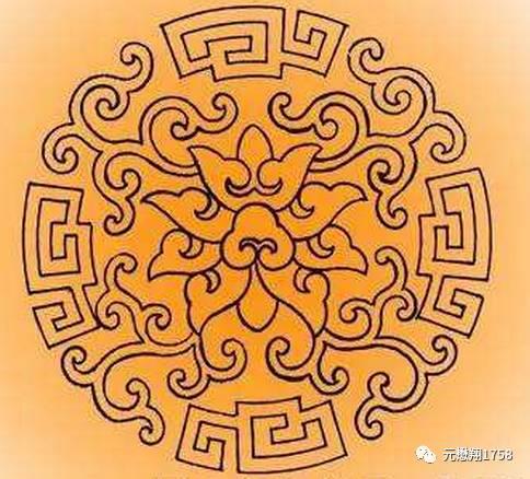 中国古代花鸟昆虫纹样(上)
