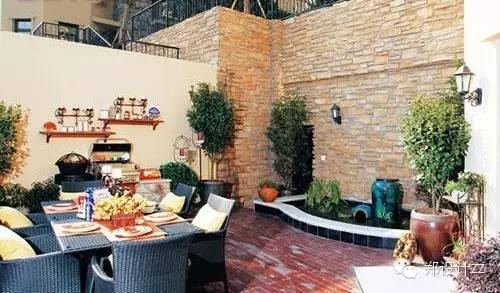 高颜值的下沉式庭院洋房设计,美出新高度,买房必看!