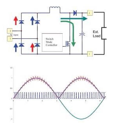下图为pfc 典型电路