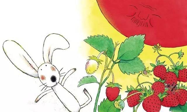 忘羡兔子图片手绘