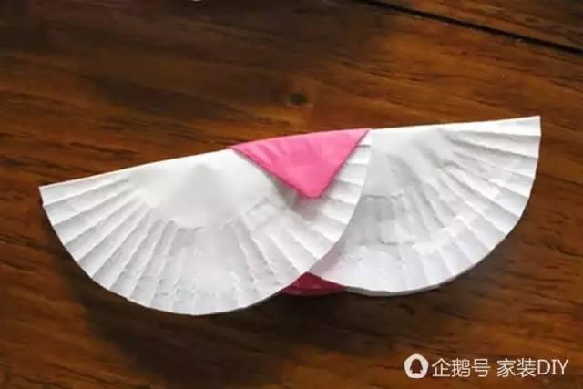 教你用蛋糕纸diy有趣的猫头鹰小动物面具