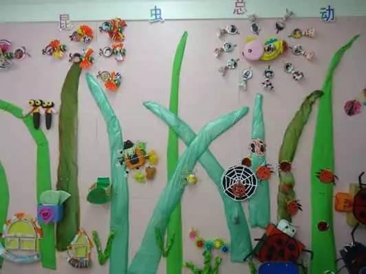 幼儿园毕业班,精美主题墙环境创设!