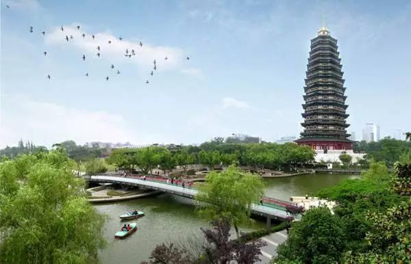 """天宁区是中华龙城常州市的主城区,因有1300多年历史的""""东南第一丛林"""""""