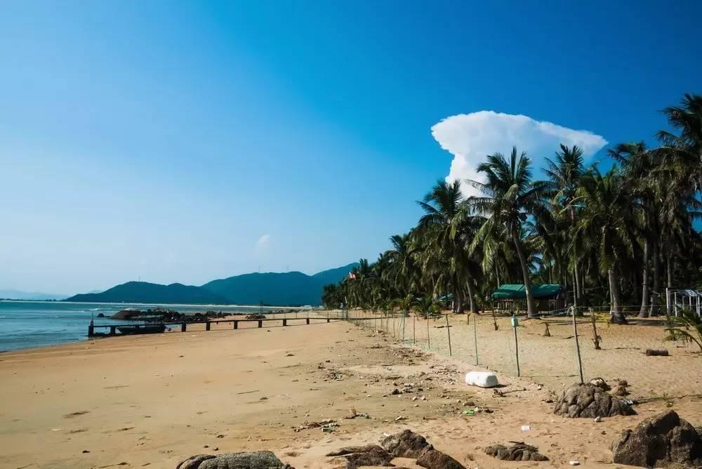 【确定出行】6月10-11日体验不一样的私人岛屿-----大树岛&沙扒湾