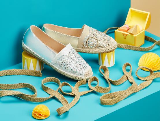 safiya女鞋集结新生代时尚星势力,携手【网红】渔夫鞋潮势来袭