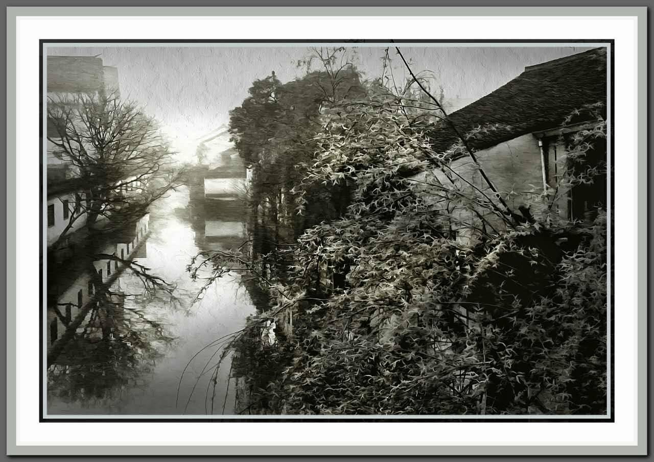 【亿中采风】江南好,风景旧曾谙——江南六大水乡古镇