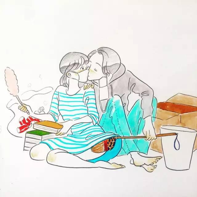 清新美感的初爱与吻