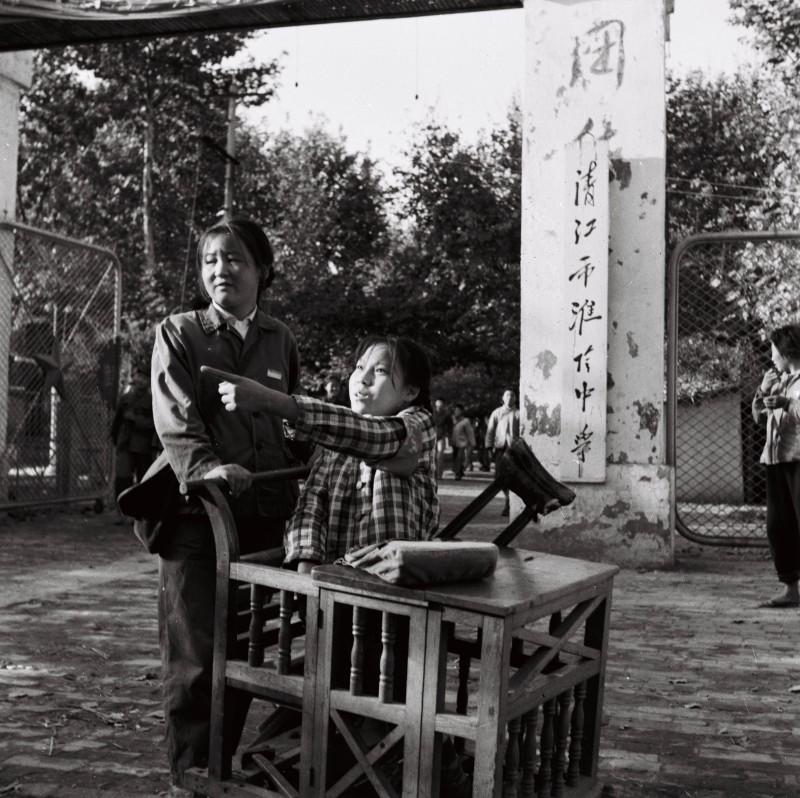 满满的回忆杀 40年前淮安高考老照片 来说说你的高考故事图片