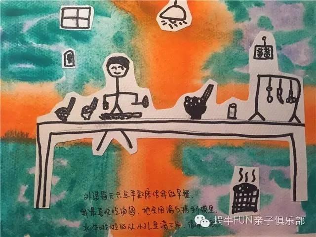 课程预告 儿童绘本创作课程第六期 大树上的难题