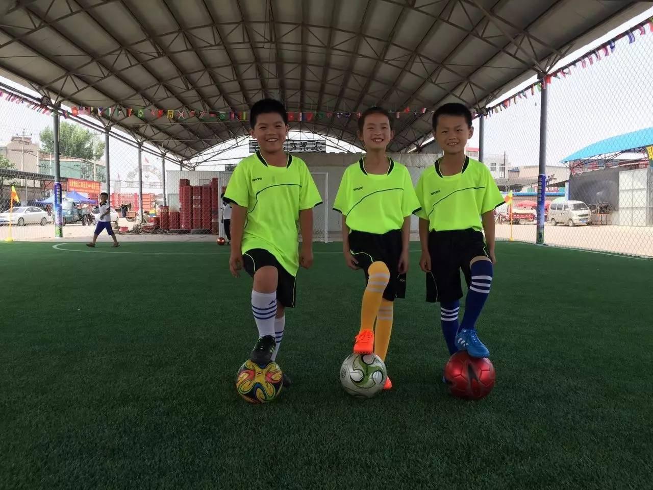 足球曾经是我的梦