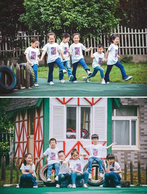 最近一组幼儿园毕业照拍摄,             儿园毕业照最近陆续更新图片