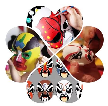 文化 正文  京剧脸谱,又叫花脸儿,是一种具有中国文化特色的特殊化妆图片