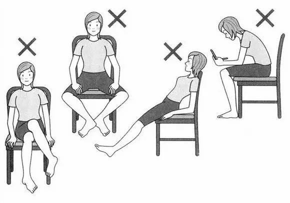 这8个你常做的动作,会让你腰酸