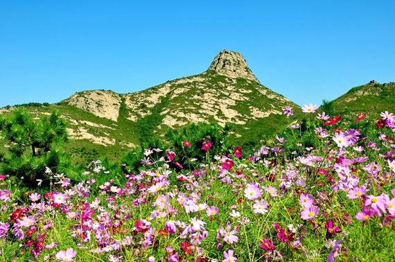 母爱圣地 养生福地---大乳山景区