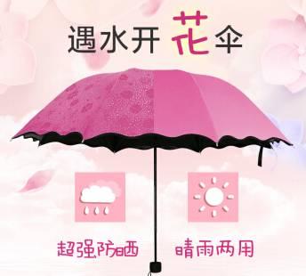 环保小制作雨伞