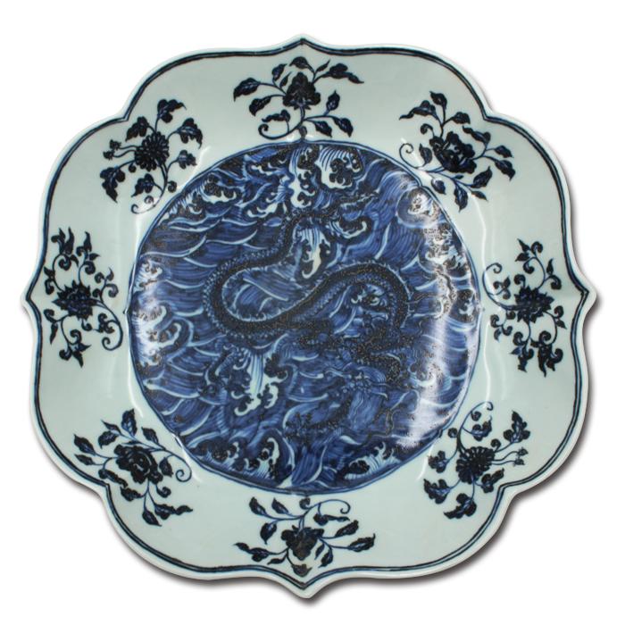 元朝是我国游牧民族建立起来的一个强大王朝,也是中国瓷器生产和发展