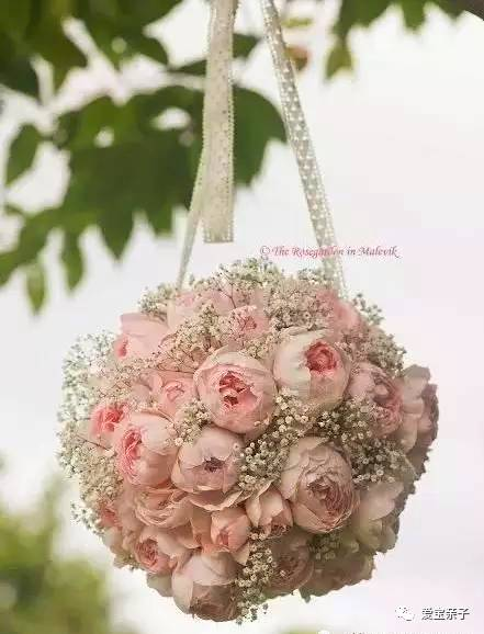 【手工】泡沫和彩纸就能diy超多款创意花球,孩子的毕业典礼正好用上!