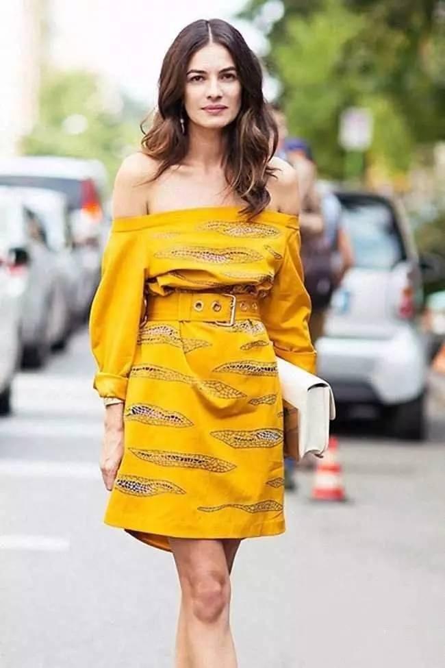 穿长裙,秒变孕妇 试试这几种穿搭技巧既仙气又显瘦