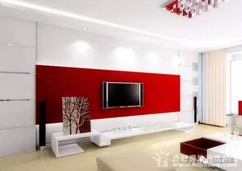 娱乐 正文  影视墙装修效果图大全,影视墙,即电视背景墙,因客厅是家人