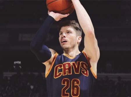 科沃尔三分升至NBA季后赛第18 骑士总决赛G3落败