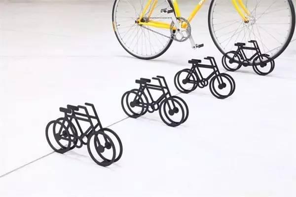 Parametric 参数化创意自行车停车架设计_创意图片其它-纳金网