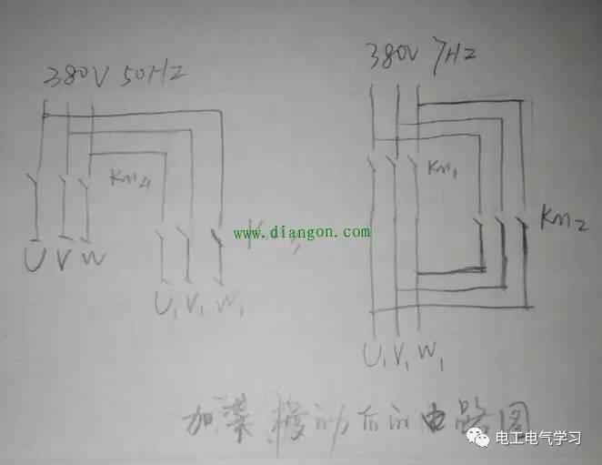 1--50hz的大功率变频器作为辅助电源!