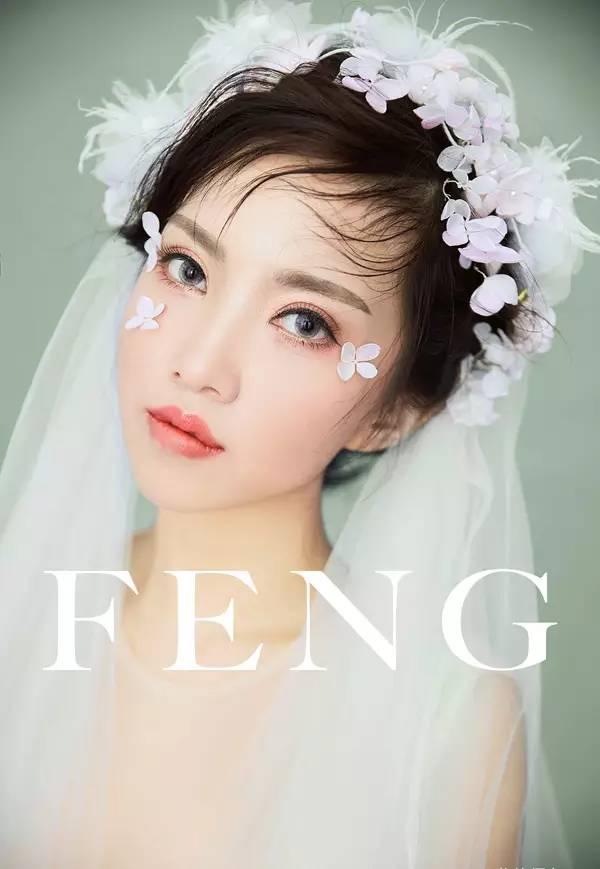 图多慎入! 2017年最美短发新娘作品,时尚化妆师必备!图片