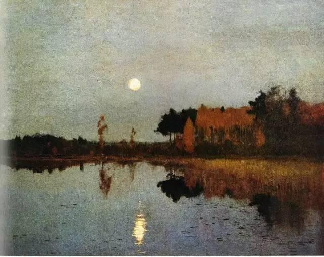 【中央书店·油画沙龙】 晴空万里---苏联著名风景画家·雷洛夫