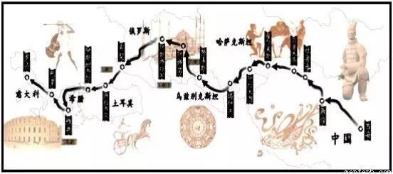 丝路|探索丝绸之路文化与艺术的共存图片